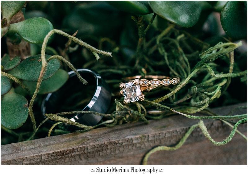 """indian wedding"", ""filipino wedding"", ""san diego wedding photographer"", ""studio merima"", ""rancho bernardo inn wedding"", ""wedding rings in succulents"""