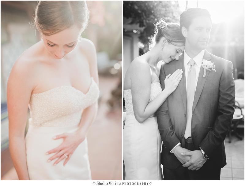 la jolla wedding photography, la valencia hotel wedding photoraphy, la valencia hotel first look, dreamy light wedding photography