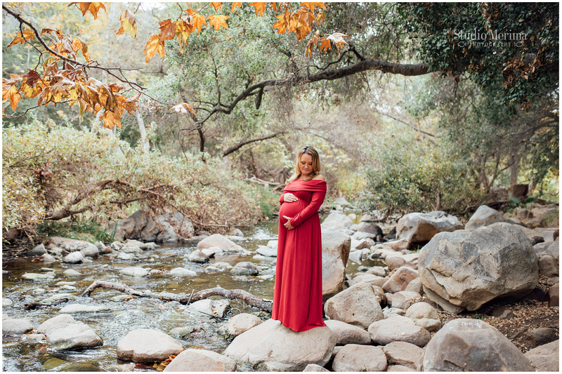 'elfin forest photography', 'san diego photographer', 'north county photographer', 'north county maternity', 'red dress maternity'