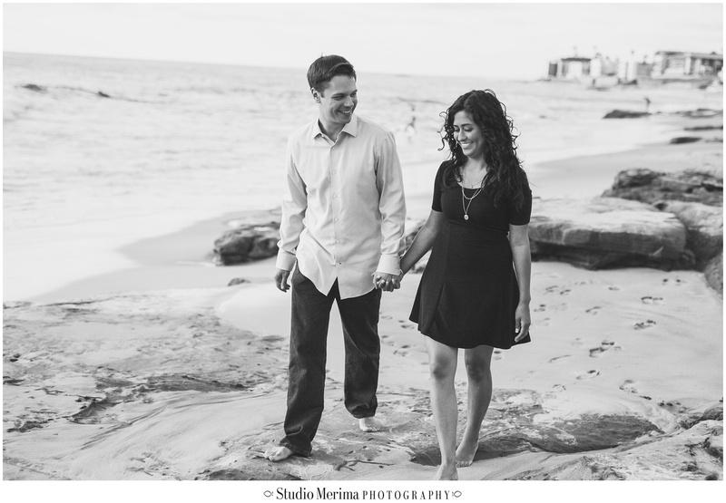 Windnsea Engagement Photography, La Jolla Engagement Photography