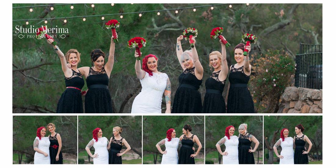 san diego wedding photography, mt woodson wedding
