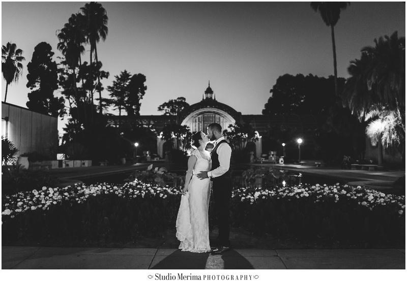 """""""Balboa Park Wedding Photography"""" """"Botanical Gardens Wedding Photography"""""""
