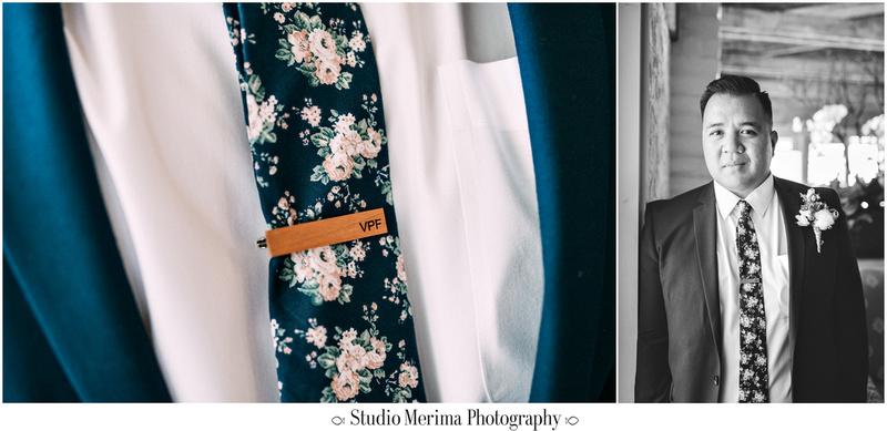 """indian wedding"", ""filipino wedding"", ""san diego wedding photographer"", ""studio merima"", ""rancho bernardo inn wedding"", ""blue wedding suit"", ""custom monogrammed tie clips"""