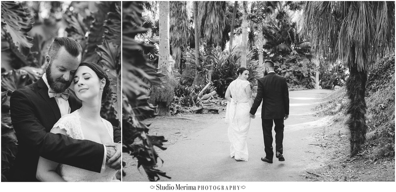 """Balboa Park Wedding Photography"" ""San Diego Romantic Wedding Photography"""