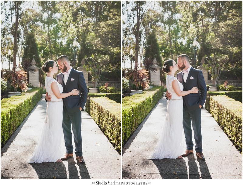 """""""Alcazar Garden Wedding Photography"""" """"Alcazar Garden Wedding Portraits"""""""