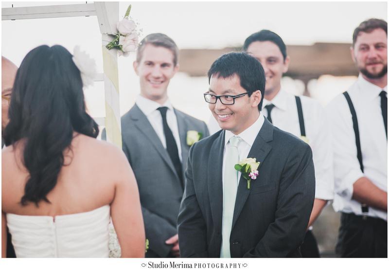 coronado wedding photography, san diego wedding ceremony