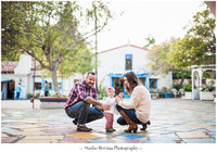 Balboa Park Family || Spanish Village