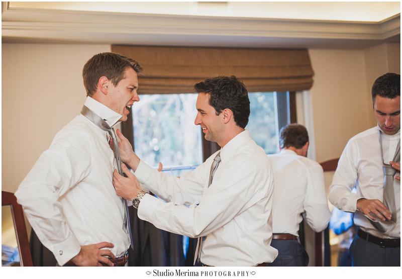 la jolla wedding photography, la valencia hotel wedding photography, groom's hanging out, groom's getting ready, groom's suite