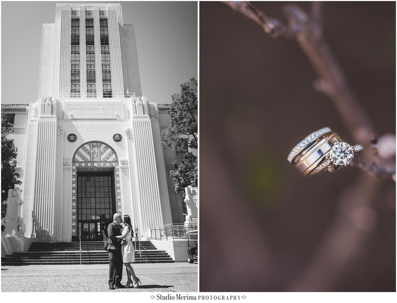 san diego wedding photography, san diego elopement, san diego small wedding, san diego courthouse wedding