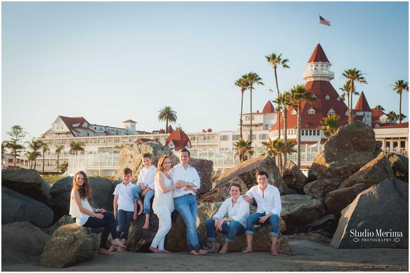 coronado family photography, san diego lifestyle photography