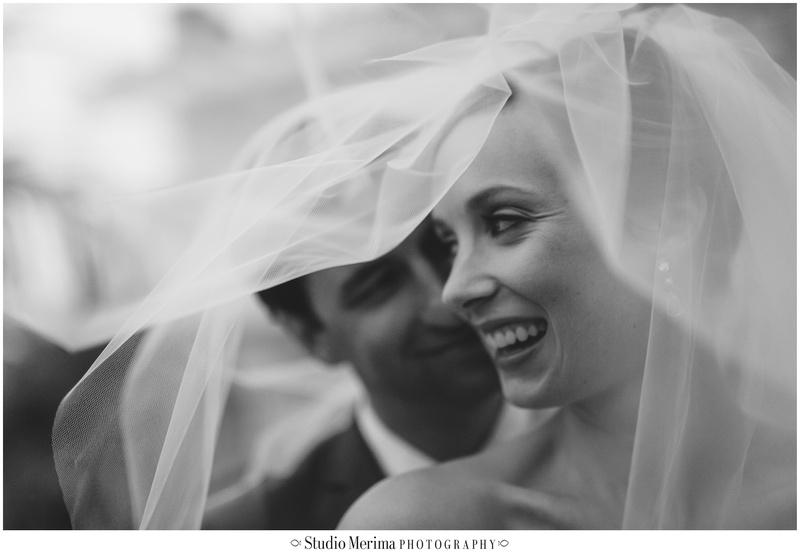 la valencia hotel wedding, la jolla wedding, la valencia hotel wedding ceremony, intimate wedding portraits, romantic wedding portraits, black and white veil photography