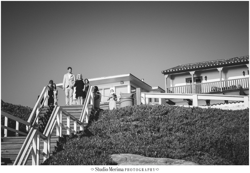 la jolla wedding photography, windansea small wedding, windansea ceremony