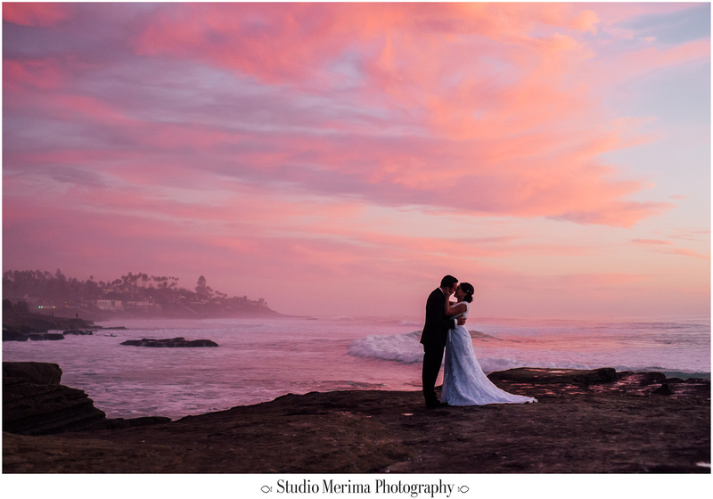 san diego beach wedding, windansea wedding, beach wedding photography