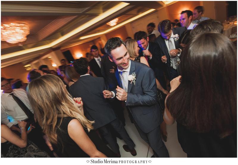 la valencia hotel wedding, la jolla wedding, san diego wedding party, san diego wedding dancing