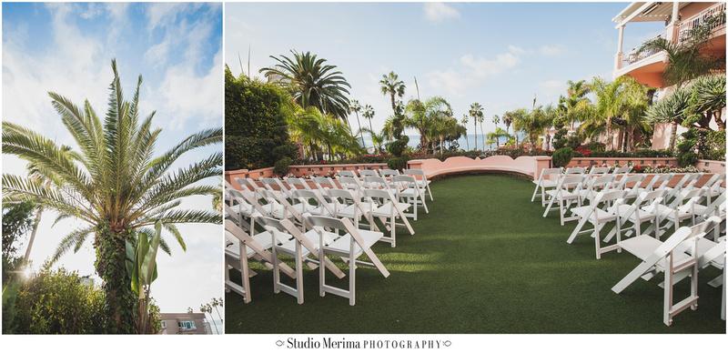 la jolla wedding, la valencia hotel wedding