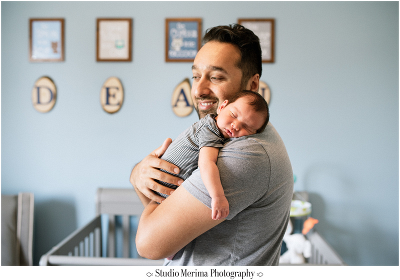 san diego lifestyle photographer, san diego in-home newborn photography, san diego extended family photography