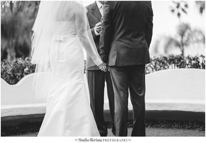 la valencia hotel wedding, la jolla wedding, la valencia hotel wedding ceremony, wedding day intimate moments