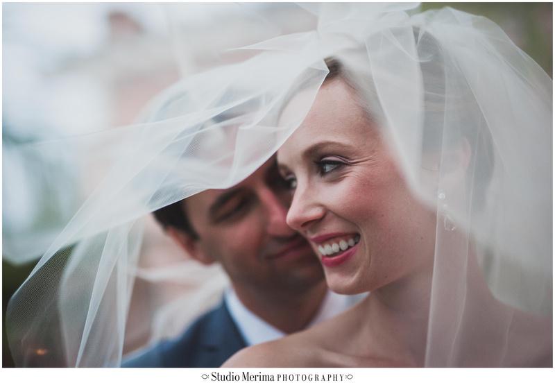 la valencia hotel wedding, la jolla wedding, la valencia hotel wedding ceremony, intimate wedding portraits, romantic wedding portraits, veil photography
