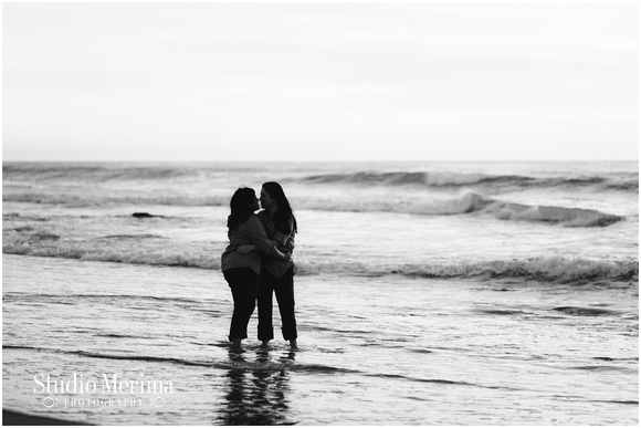 la jolla engagement photography, bird rock engagement photography, san diego engagement photography, same sex engagement photography
