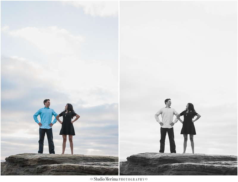 Windnsea Engagement Photography, La Jolla Engagement Photography