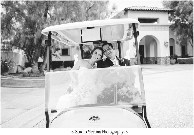 'maderas golf club wedding' 'maderas golf club photographer' ' san diego wedding photographer', 'san diego photographer', 'bride and groom in golf cart'