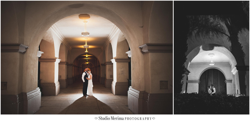 """Balboa Park Wedding Photography"" ""The Prado Wedding Photography"""