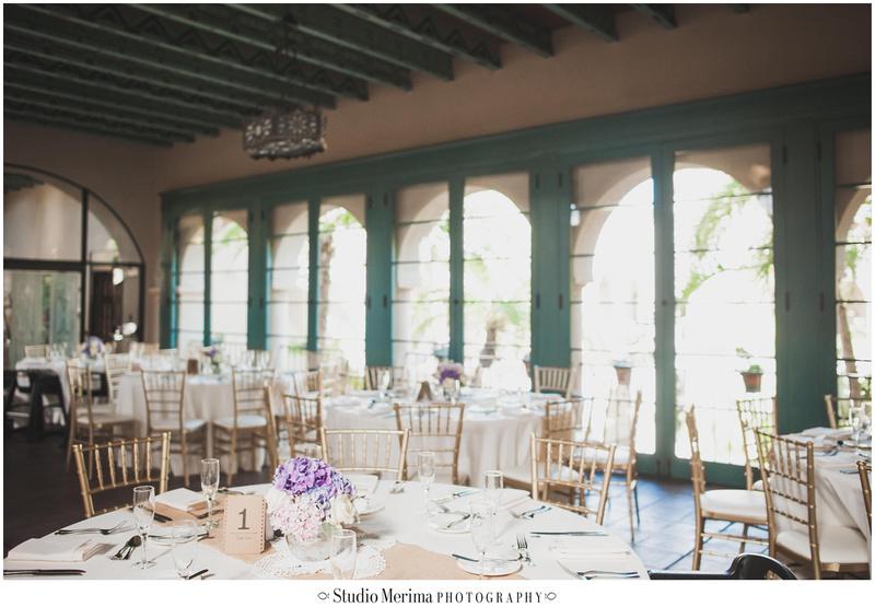 """Balboa Park Wedding Reception"" ""Prado Wedding Reception"""