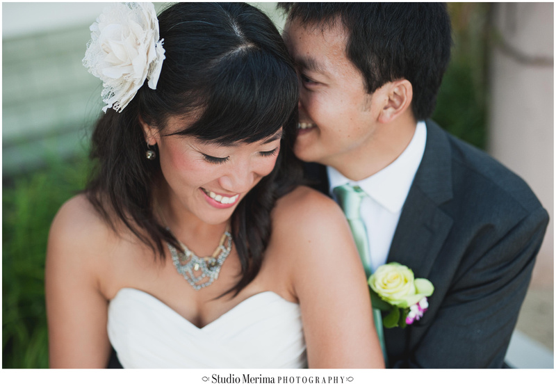 coronado community center wedding photography, coronado wedding, close up wedding portraits