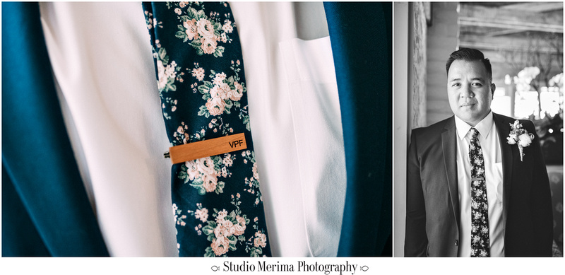 """indian wedding"", ""filipino wedding"", ""san diego wedding photographer"", ""studio merima"", ""rancho bernardo inn wedding"", ""blue wedding suit"", ""custom monogrammed tie clips"""
