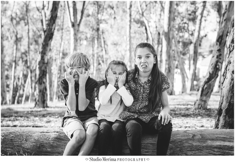 san diego kids photography, goofy faces photography