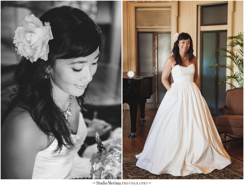 glorietta bay inn wedding portraits, glorietta bay inn music room
