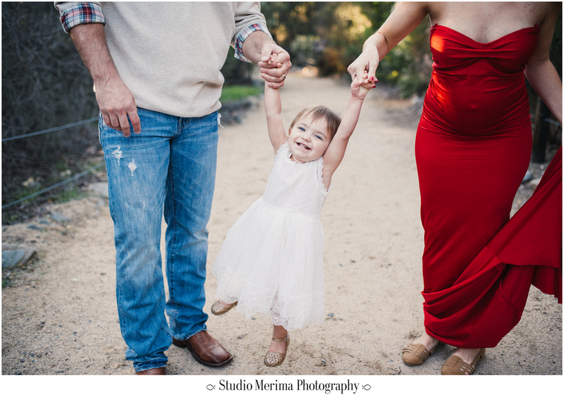 elfin forest family photography, san diego forest photography, san diego family photographer