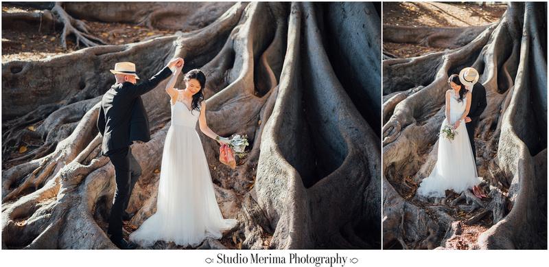 """balboa park wedding photography"", ""balboa park elopement"""
