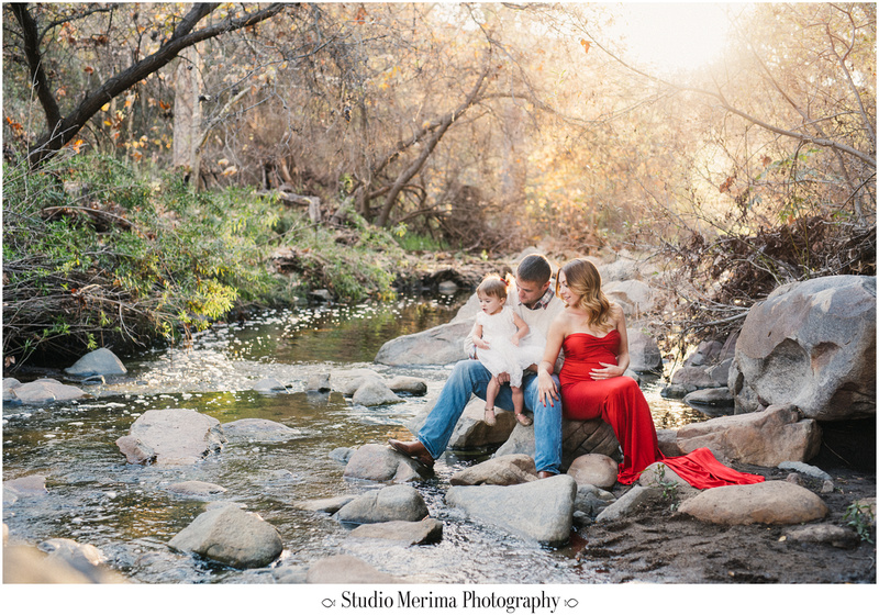 elfin forest family photography, san diego river, san diego family photographer, escondido creek family, golden hour family photography