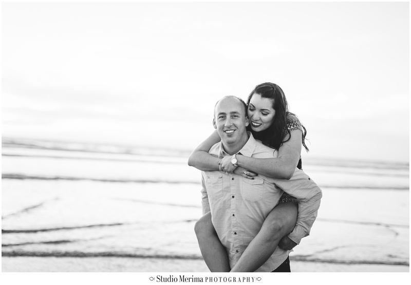 del mar beach engagement, couples photos del mar, san diego beach engagement, san diego wedding photographer, piggy back ride engagement photos