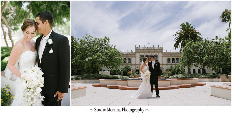 'USD Immaculata Church Wedding', 'usd wedding', 'san diego photographer', 'immaculata wedding photographer'