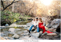 Elfin Forest Creek Family Photography
